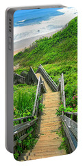Staircase To Gem Portable Battery Charger
