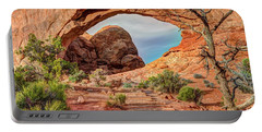 Stairway To Heaven - North Window Arch Portable Battery Charger