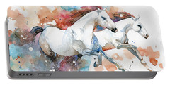 Stallions Portable Battery Charger