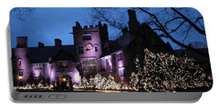 Stan Hywet Hall And Gardens Christmas  Portable Battery Charger