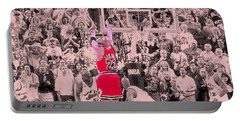 Portable Battery Charger featuring the photograph Standing Out From The Rest Of The Crowd by Brian Reaves