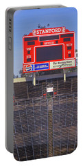 Stanford University Stadium In Palo Portable Battery Charger