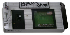 Stans Barber Shop Menominee Portable Battery Charger
