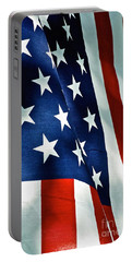 Star-spangled Banner Portable Battery Charger