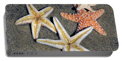 Starfish Portable Battery Charger by Tammy Espino