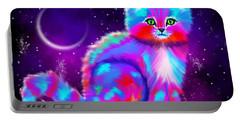 Starlight Kitten Portable Battery Charger