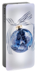 Christmas Ornament With Stars Portable Battery Charger