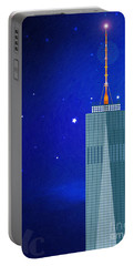 Starry Nights - Wtc One Portable Battery Charger