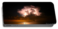 Starry Thundercloud Portable Battery Charger