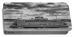 Staten Island Ferry 10484 Portable Battery Charger