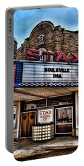 Stax Records Portable Battery Charger