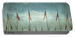 Portable Battery Charger featuring the photograph Steadfast by Marianna Mills
