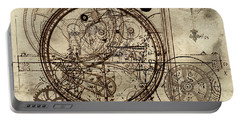 Steampunk Dream Series IIi Portable Battery Charger