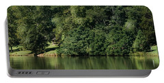 Steele Creek Park Reflections Portable Battery Charger