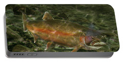 Steelhead Trout Spawning Portable Battery Charger
