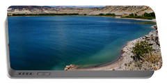 Portable Battery Charger featuring the photograph Steinacker Reservoir Utah by Janice Rae Pariza