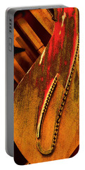 Steinway Piano Golden Inners Portable Battery Charger