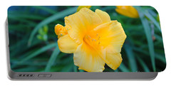 Stella De Oro Daylily Portable Battery Charger
