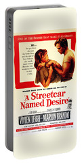 Stellaaaaa - A Streetcar Named Desire Portable Battery Charger