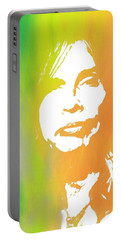 Steven Tyler Portable Battery Charger by Dan Sproul