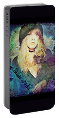 Stevie Nicks - Beret Portable Battery Charger