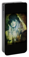 Stevie Nicks - Bohemian Portable Battery Charger
