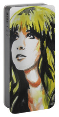 Stevie Nicks 01 Portable Battery Charger