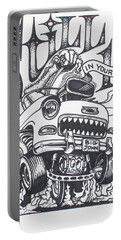 Still 16 In Your Mind Portable Battery Charger