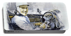 Stirling Moss Portable Battery Charger