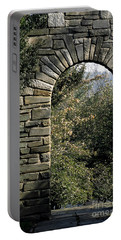 Stone Arch In Autumn Portable Battery Charger