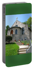 Stone Church Portable Battery Charger