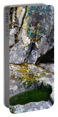 Stone Pool Portable Battery Charger