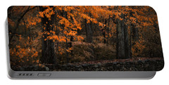 Stonewall In Autumn Portable Battery Charger