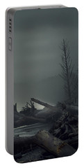 Storm Aftermath Portable Battery Charger