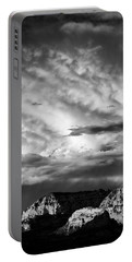 Storm Over Sedona Portable Battery Charger