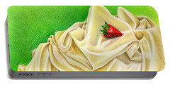 Strawberry Passion Portable Battery Charger