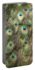 Stream Of Eyes Portable Battery Charger by Diane Alexander