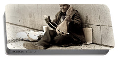 Street Musician Portable Battery Charger