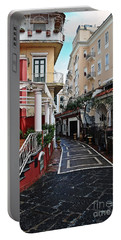 Street Of Capri Portable Battery Charger