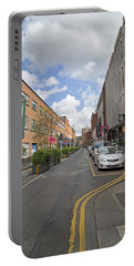 Streets Dublin Ireland Portable Battery Charger