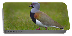 Strutting Lapwing Portable Battery Charger