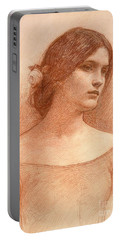 Study For The Lady Clare Portable Battery Charger