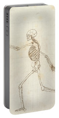 Study Of The Human Figure, Lateral View, From A Comparative Anatomical Exposition Of The Structure Portable Battery Charger