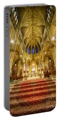 Stunning St Patricks I Portable Battery Charger