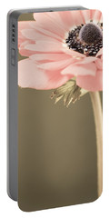 Subdued Anemone Portable Battery Charger