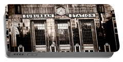 Suburban Station Portable Battery Charger