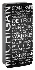 Subway Michigan State 1 Portable Battery Charger
