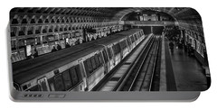 Subway Train Portable Battery Charger