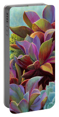 Succulent Jewels Portable Battery Charger