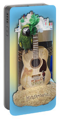 Summer Guitar Portable Battery Charger
